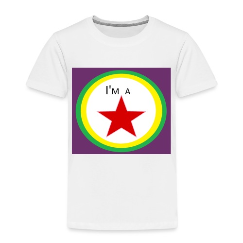 I'm a STAR! - Kids' Premium T-Shirt