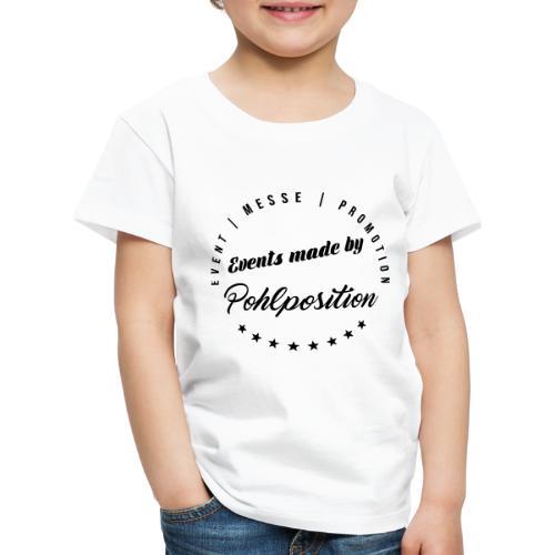 Pohlposition_shirt1 - Kinder Premium T-Shirt
