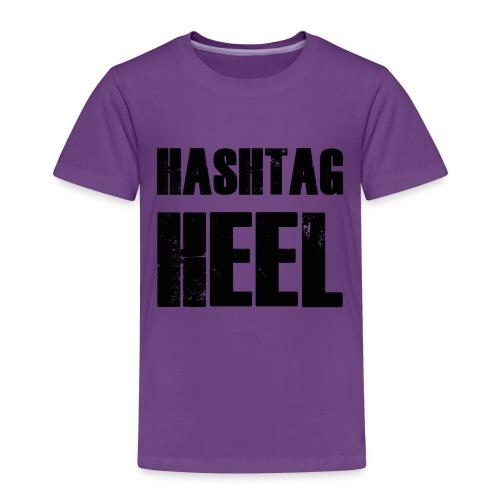 hashtagheel - Kids' Premium T-Shirt