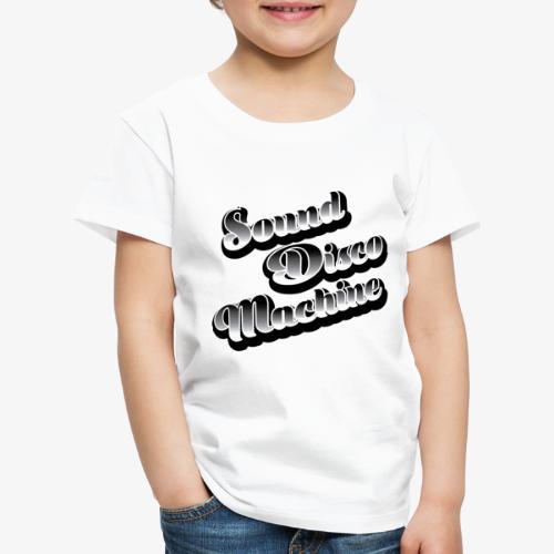 sound disco machine sport - Maglietta Premium per bambini