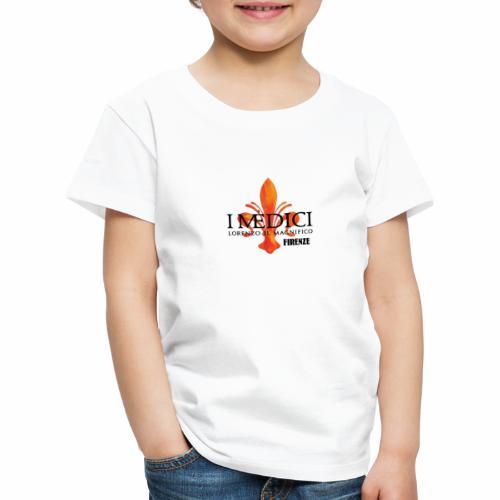Lorenzo Il Magnifico - Maglietta Premium per bambini