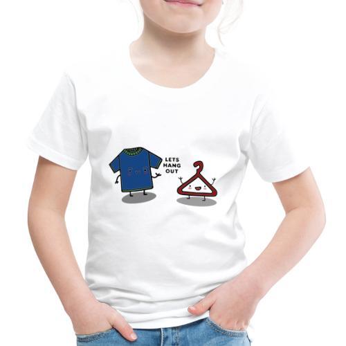 HANG OUT - Kids' Premium T-Shirt