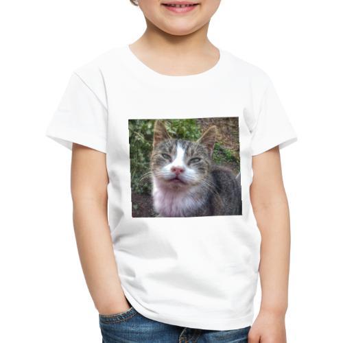 Katze Max - Kinder Premium T-Shirt