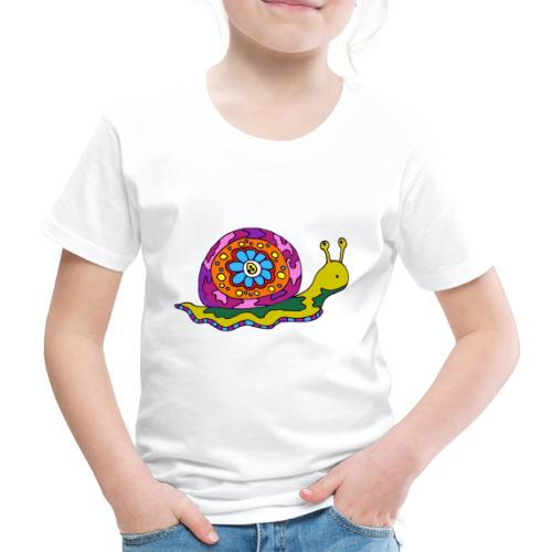 Gino l'escargot - T-shirt Premium Enfant