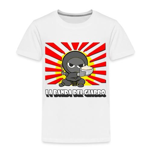La Banda del Giappo - Maglietta Premium per bambini