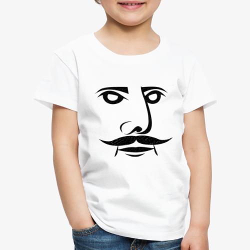 KING OF SCHURBART - Kinder Premium T-Shirt