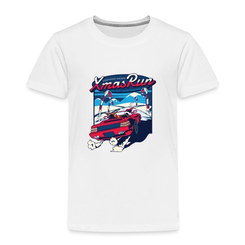 XmasRun - Kinder Premium T-Shirt