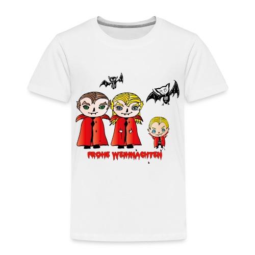Frohe Weihnachten - Kinder Premium T-Shirt