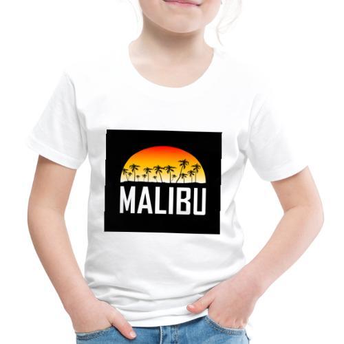 Malibu Nights - Kids' Premium T-Shirt