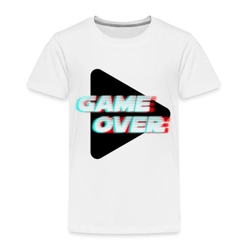 game over - T-shirt Premium Enfant