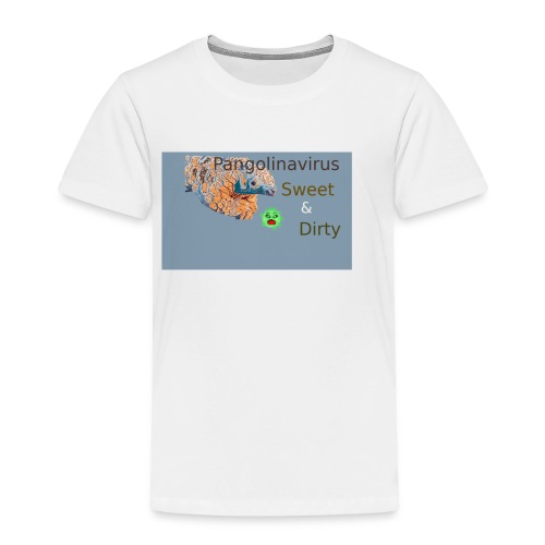 humour pangolin - T-shirt Premium Enfant