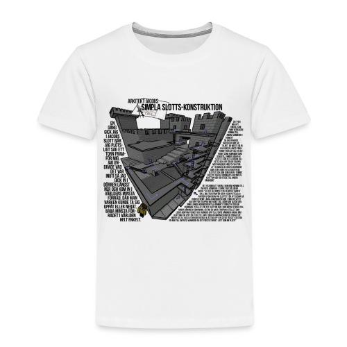 Jacobs Slott - Premium-T-shirt barn