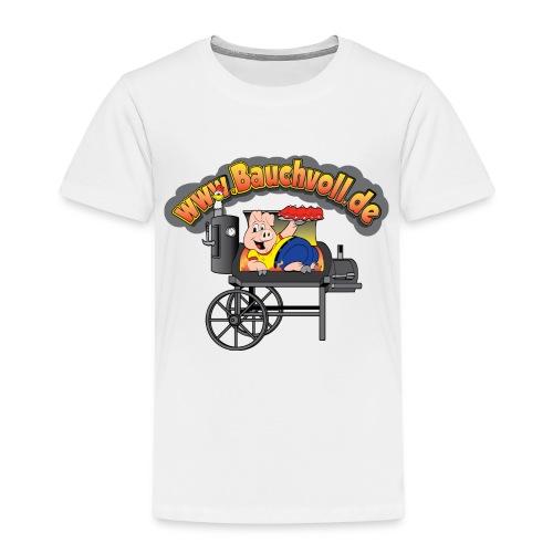 Die Ideale Schürze zum Kochen! - Kinder Premium T-Shirt
