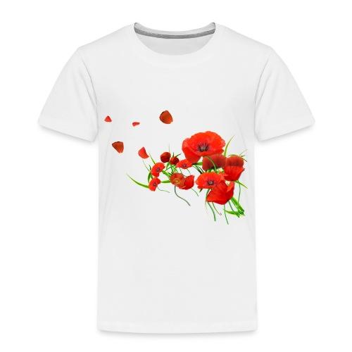 Coquelicots - T-shirt Premium Enfant