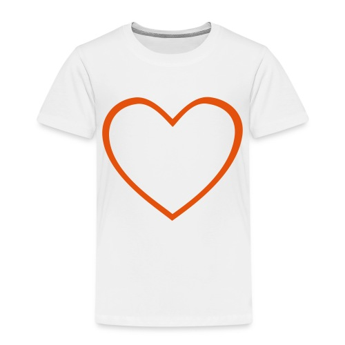 Hjärta 4 - Premium-T-shirt barn