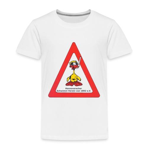 Tauchen Logo - Kinder Premium T-Shirt