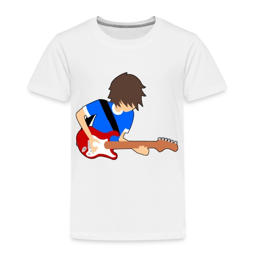 Guitar - Kids' Premium T-Shirt