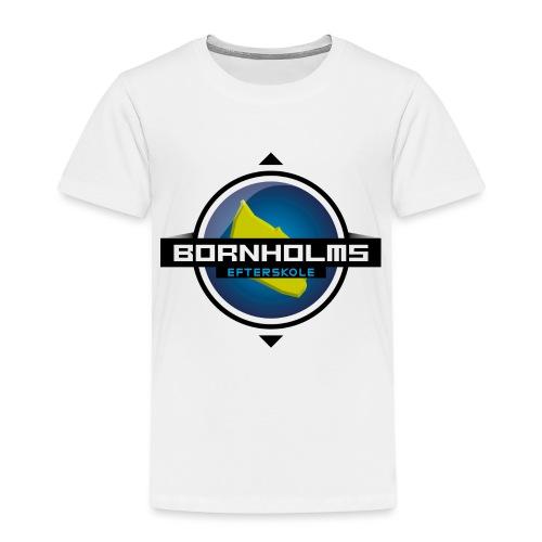 BORNHOLMS_EFTERSKOLE - Børne premium T-shirt