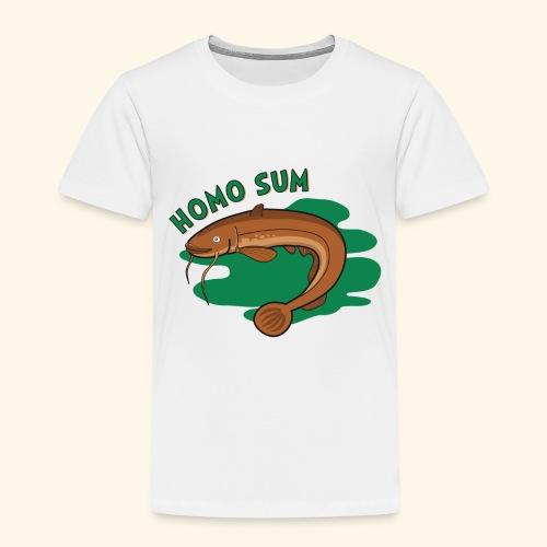 Homo sum ;) - Koszulka dziecięca Premium