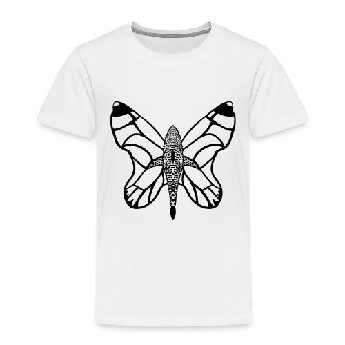 shark butterfly - T-shirt Premium Enfant
