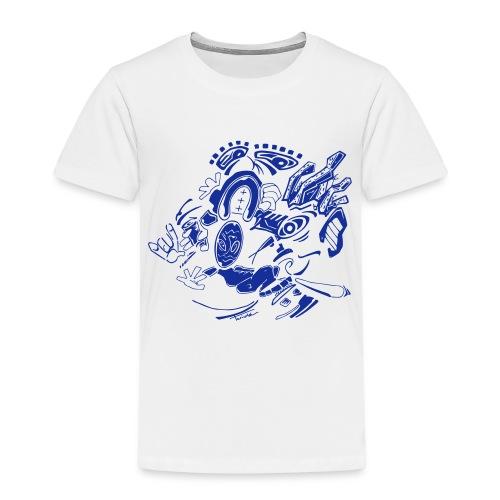 Downtown Upside Down - T-shirt Premium Enfant
