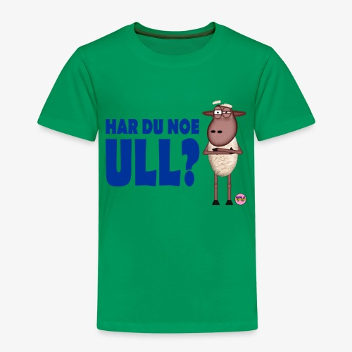 Bæ, bæ, lille lam - Premium T-skjorte for barn