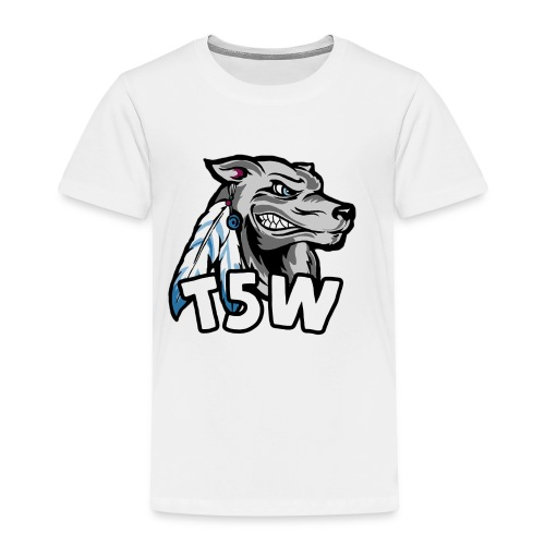 T5Wolves - Kids' Premium T-Shirt