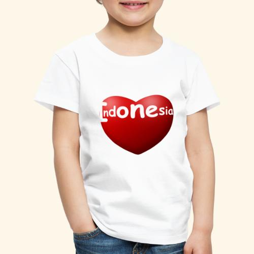 Indonesia - Kids' Premium T-Shirt