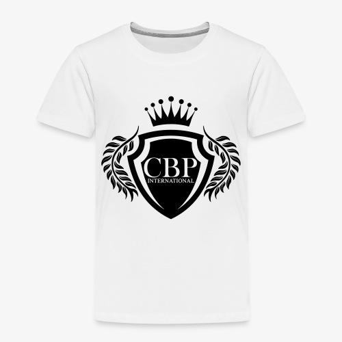 NEW CBP VECTOR BLACK - T-shirt Premium Enfant