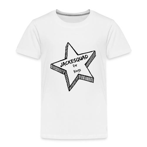 JACKESQUAD - Premium-T-shirt barn