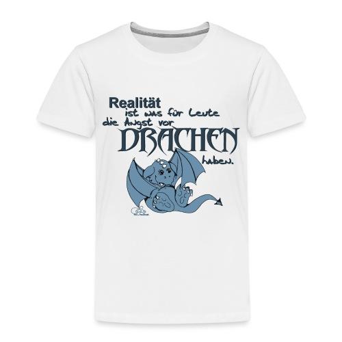 Realität ist... - Kinder Premium T-Shirt