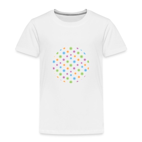 kropki - Koszulka dziecięca Premium