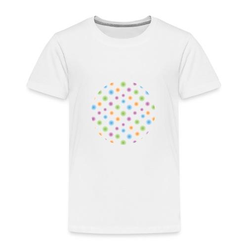 prikker - Børne premium T-shirt