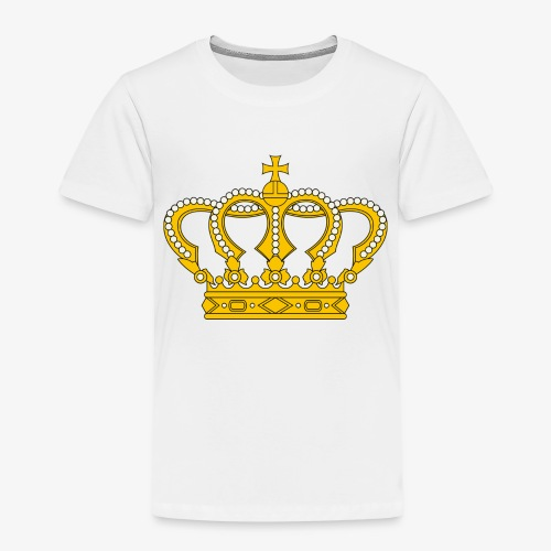 Crown Cross - Kinder Premium T-Shirt