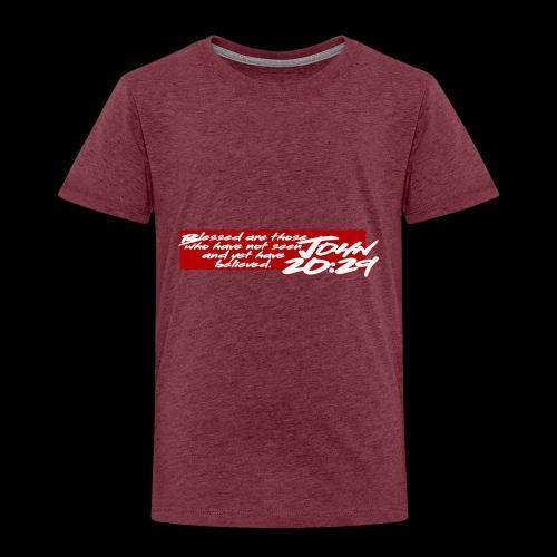 OVER REASON 2 - Camiseta premium niño