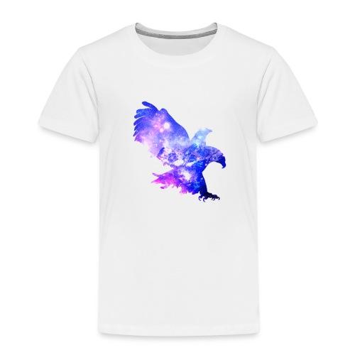 Galaxy Adler - Kinder Premium T-Shirt