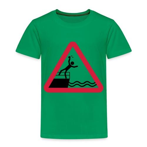 Bitte kein Bier Verschütten! - Kinder Premium T-Shirt