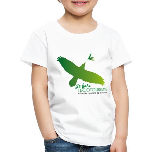 Écotourisme - T-shirt Premium Enfant
