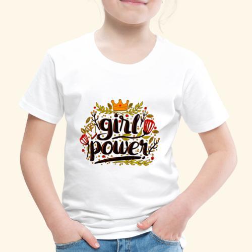 Girl Power - Camiseta premium niño