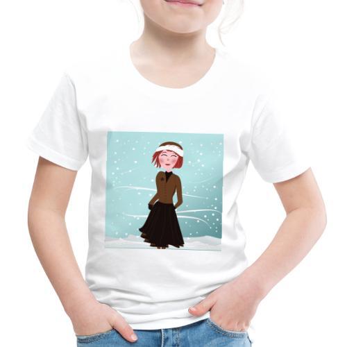 Dreamgirl Katie winter - T-shirt Premium Enfant