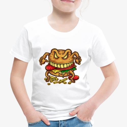 La malédiction du burger - T-shirt Premium Enfant