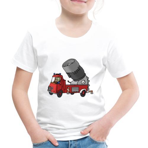 Wasserwerfer - Kinder Premium T-Shirt
