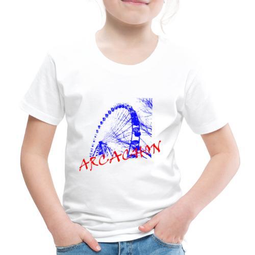 Grande roue Arcachon - T-shirt Premium Enfant