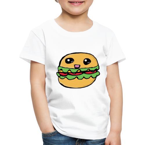 Hamburger kawai - T-shirt Premium Enfant