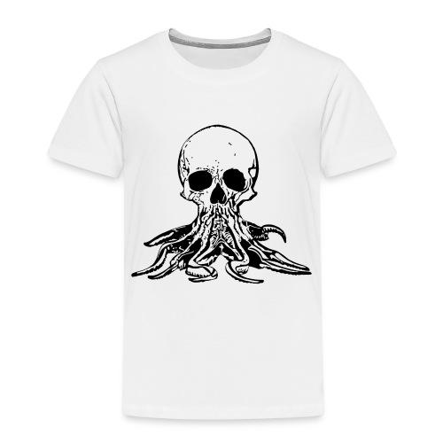 Octoskull - Kids' Premium T-Shirt