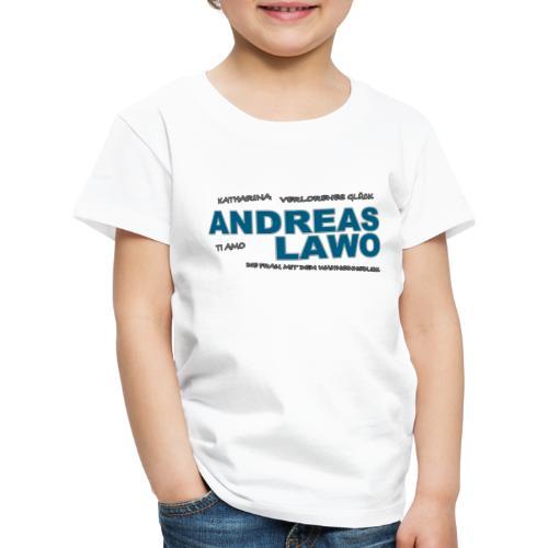 Andreas Lawo - Hits - Kinder Premium T-Shirt
