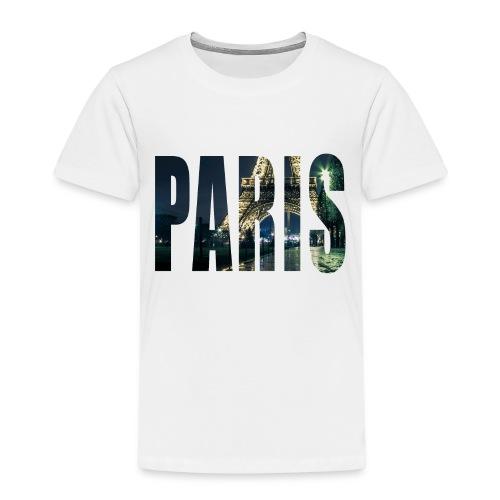 paris ville france - T-shirt Premium Enfant
