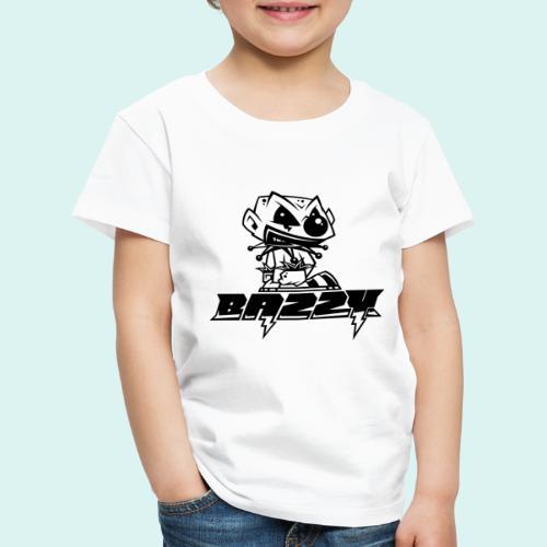 Bazzy BW - Kinderen Premium T-shirt