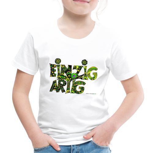 Einzigartig - Kinder Premium T-Shirt