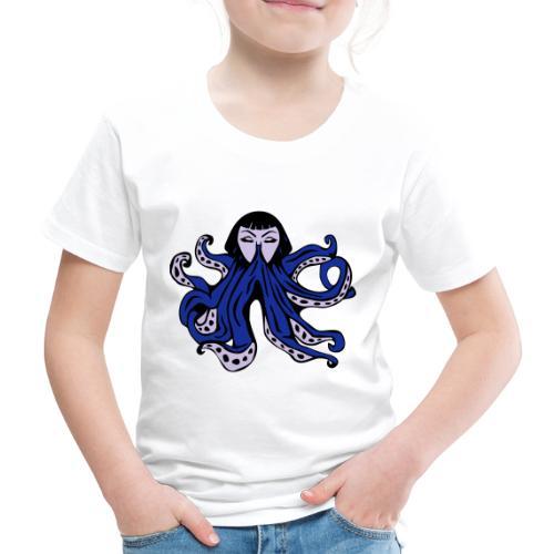 Octopus Face - Kids' Premium T-Shirt